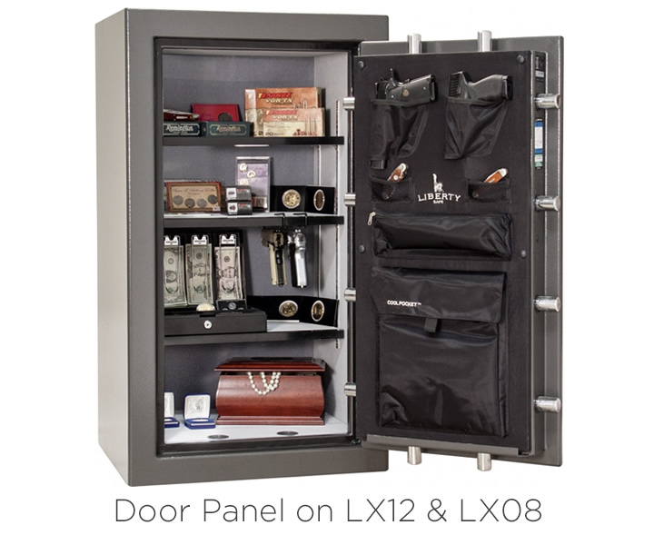 Premium Home Safe Door Pannel